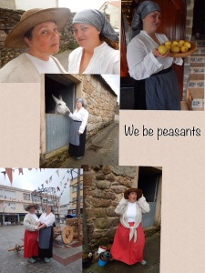 Peasant wear